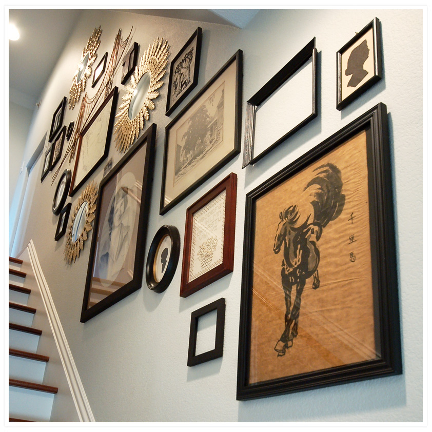 A Gallery Staircase Wild Ink Press